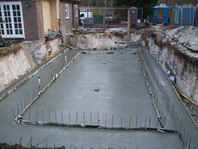 Specialist Swimming Pool Construction